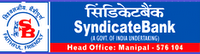 syndicate Recruitment of 1000 PROBATIONARY CLERKS in Syndicate Bank